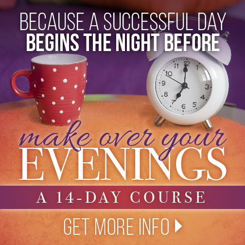 Make Over Your Evenings! The Evening Routine For Success! - Women With Intention