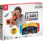 Labo Toy-Con 04: VR Kit - Starter Set + Blaster - Nintendo Switch