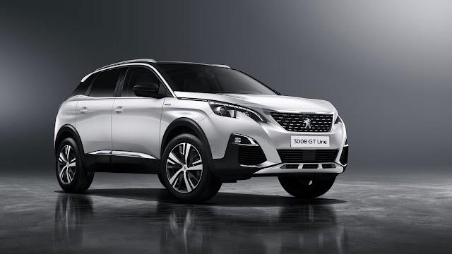 PAN unveils new-generation Peugeot 3008 in Nigeria