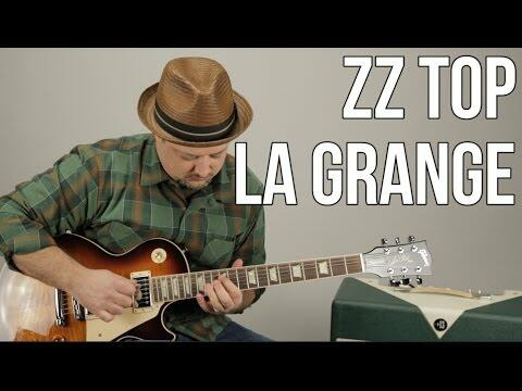 "How To Play ""La Grange"" By ZZ Top On Guitar Tutorial 