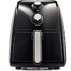 Bella BLA14538 14538 Air Convection Fryer with Removable Frying Basket - 2.6 qt - Black