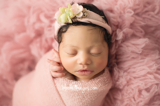 Newborn Photography Session Northern Virginia – Baby Bellamy