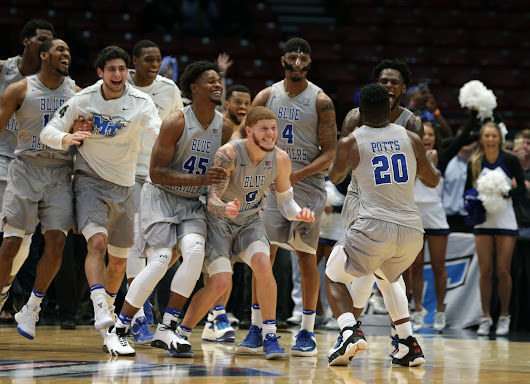 MTSU Basketball: 5 reasons Blue Raiders will be the Cinderella of the 2017 NCAA Tournament