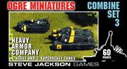 Combine Set 3 - Heavy Armor Company