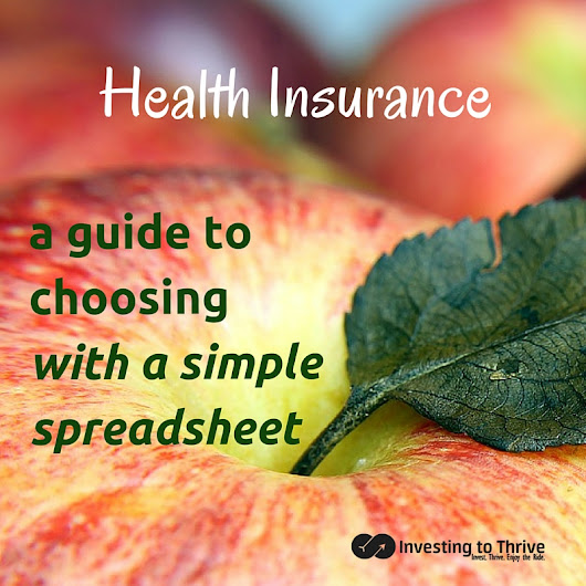 Guide to Choosing Health Insurance (with Spreadsheet)