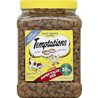 Temptations Treats for Cats, Tasty Chicken Flavor - 30 oz jar
