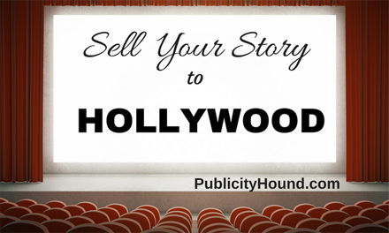 How to Sell Your Story to Hollywood for a Movie or TV Show
