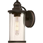 Vicksburg - 13 in. - Outdoor Wall Lantern - Oil Rubbed Bronze Finish - Westinghouse - 6373900