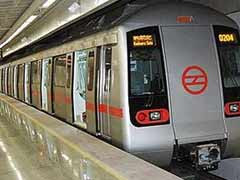 Delhi Government Allots Rs 763 Crore For Metro In Its Budget