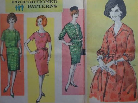 Sewing Brochures from 1961 and 1962