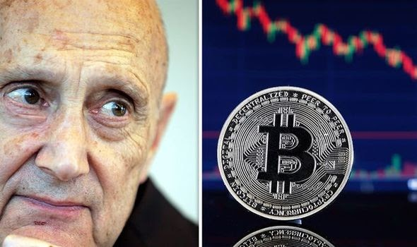 Bitcoin chaos: Wall Street icon Burton Malkiel explains how cryptocurrency could collapse
