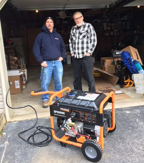 Get Prepared for Winter with a Portable Generator | Southern Chester County Electric
