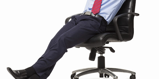 The Painful Truth About Office Back Pain