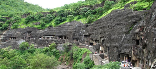 Ajanta Ellora Tour by Train, North India with Ajanta Ellora Train Tour