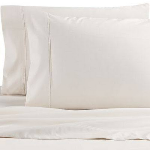 Wamsutta Dream Zone 1000 Thread Count Pimacott King Sheet Set In Ivory