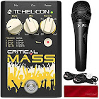 TC Helicon Critical Mass Pedal Vocal Effect Processor with Xpix Studio Condenser
