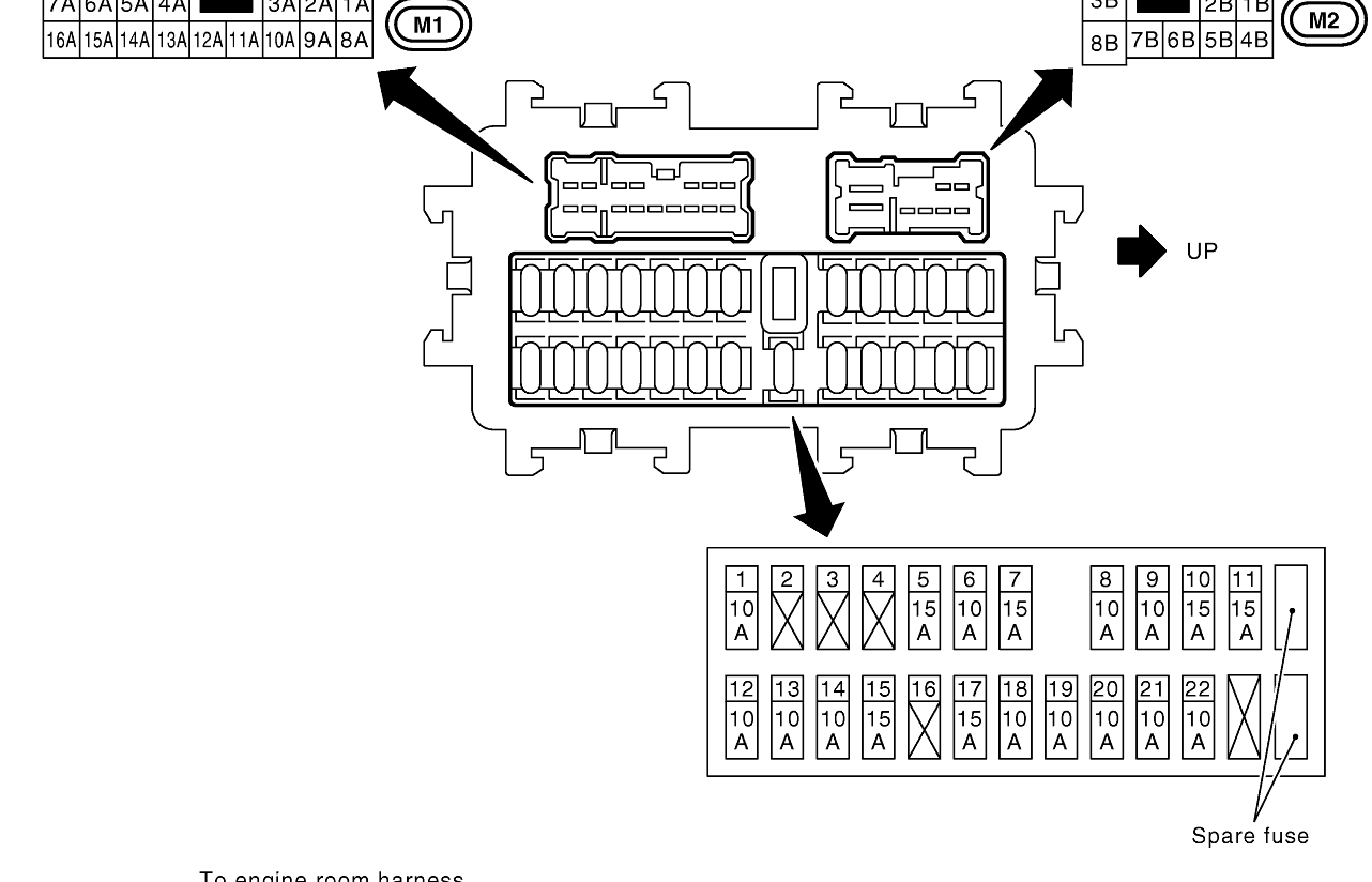 B8ff8 Altima 2016 Fuse Box Diagram Wiring Library