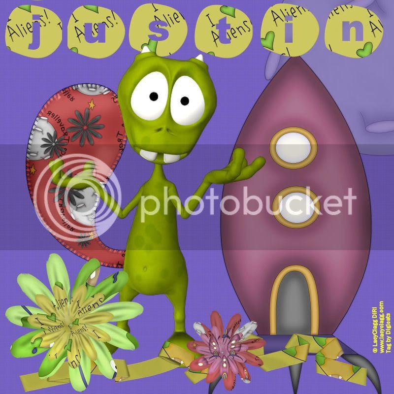 Alien Justin