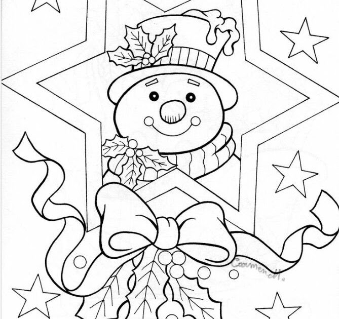 schöne bilder zum ausmalen weihnachten - malvorlagen
