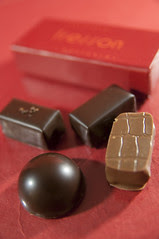Bonbons au Chocolat, Franck Fresson, Salon du Chocolat Tokyo 2010, Shinjuku Isetan