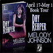 Interview, Excerpt and Giveaway: Day Reaper by Melody Johnson (@MelodyMJohnson, @RoxanneRhoads)