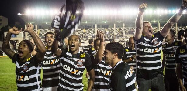 CBF paga R$ 10,3 milhões ao campeão brasileiro Corinthians