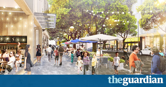 Facebook village? Social media giant to build 'social housing' | Technology | The Guardian