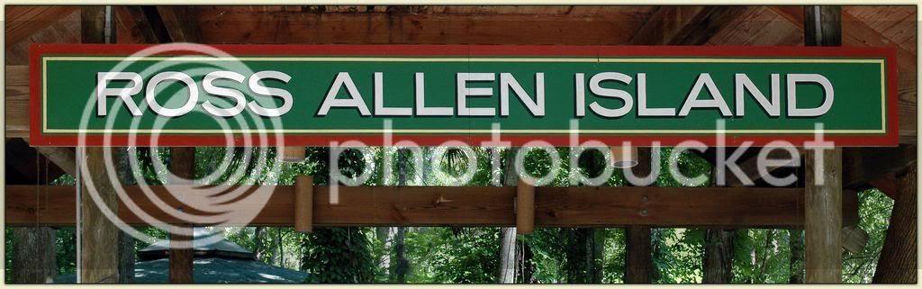 Ross Allen Island
