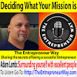 963: Deciding what your mission is with Adam Lamb - The Entrepreneur Way