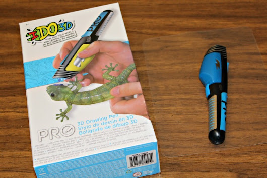 Creating with IDO3D ART Drawing Pen - Generations of Savings