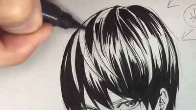 プロの漫画家がイラストの描き方を細かくわかりやすく解説してくれる