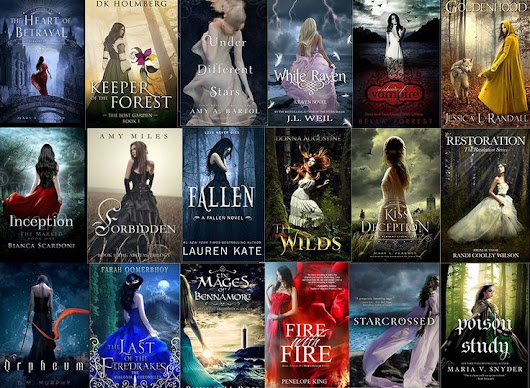 Cover Design Stereotypes in Romance Novels. Why I'm not a fan