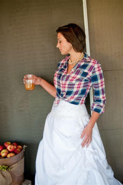 Best 25  Plaid wedding dress ideas on Pinterest   Flannel