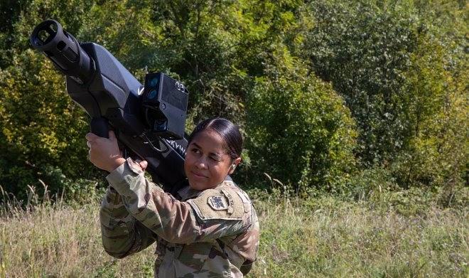 Пентагон хочет получить портативную базуку для борьбы с беспилотниками