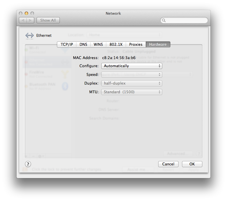 How to Find Your MAC Address in Mac OS X - iClarified