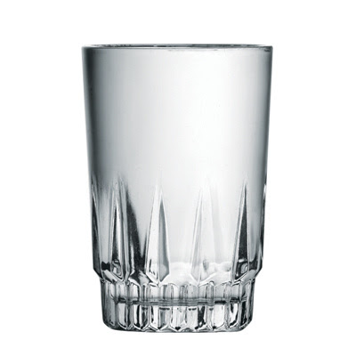 Berhenti menjadi gelas...