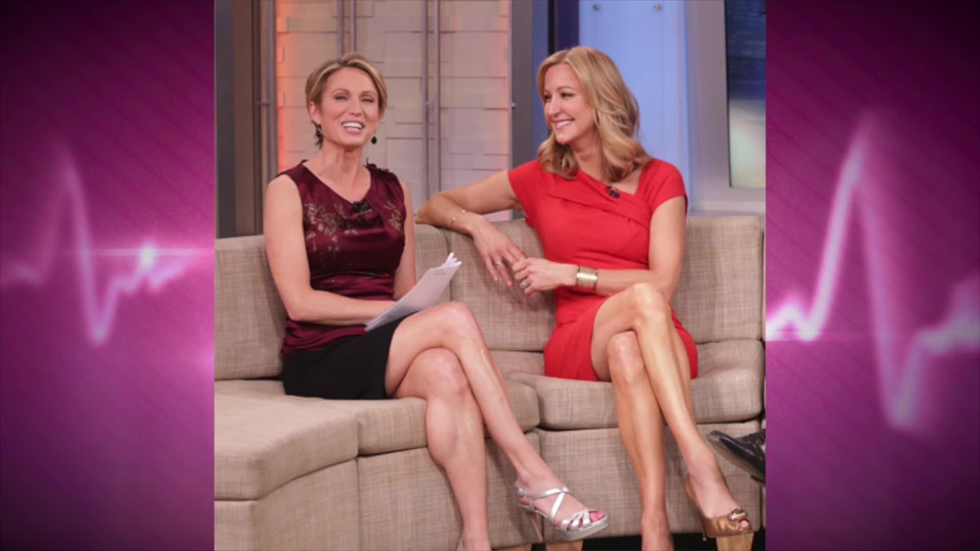 Amy Robach vs Lara Spencer