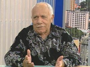João Silva, parceiro musical de Luiz Gonzaga (Foto: Reprodução/TV Globo)