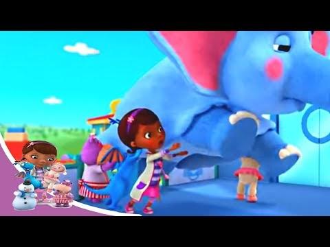 Доктор Плюшева - Малыши: Большой Мамбо - Сезон 5 серия 9 | Мультфильм Disney про игрушки