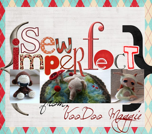 Sew Imperfect: Things I did last week
