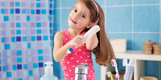 Tips for child hair care during winters: kidshairsalon