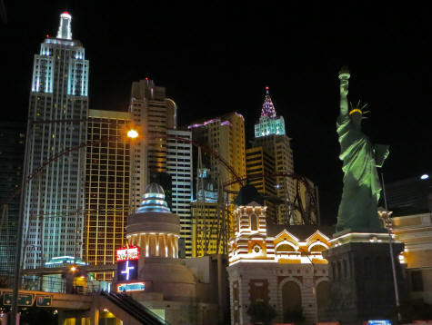 Hotel Casinos in Las Vegas USA -  Resort Overview