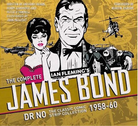 James Bond Comic Strip Collection