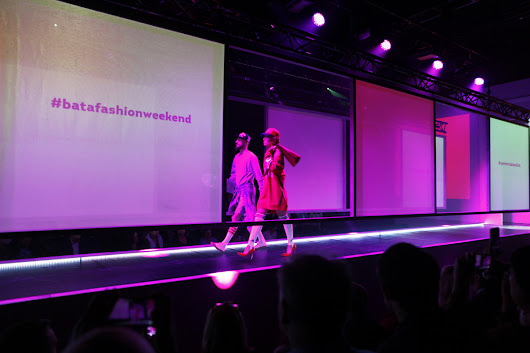 Alberto Del Biondi special guest at Bata Fashion Weekend