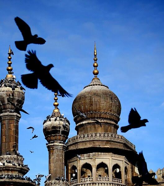 528px mecca masjid at hyderabad