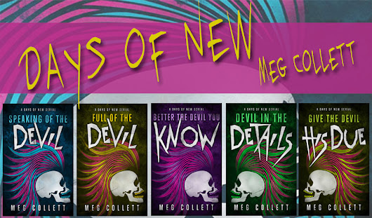 Days of New Book 4 release, Devil in the Details
