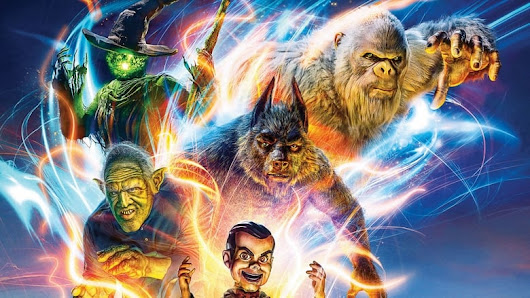 Goosebumps 2: Haunted Halloween Watch Free Online