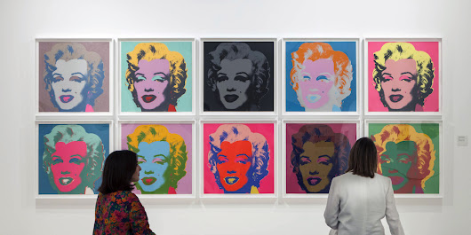 How Andy Warhol Created His Own Media Persona