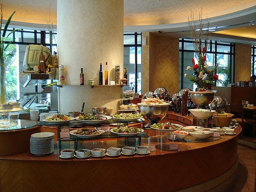 Straits Cafe Buffet Price