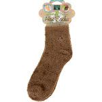 Earth Therapeutics Socks Infused Socks- Brown - Pair